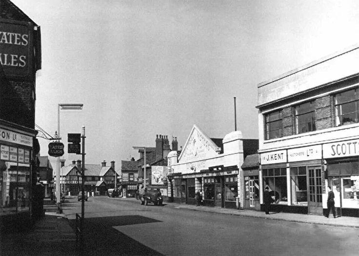 Wallasey Road,  Liscard.