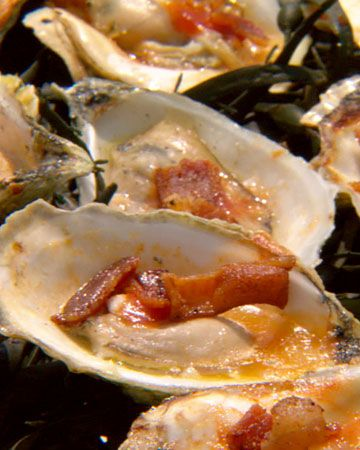 Paleo Barbecued Oysters
