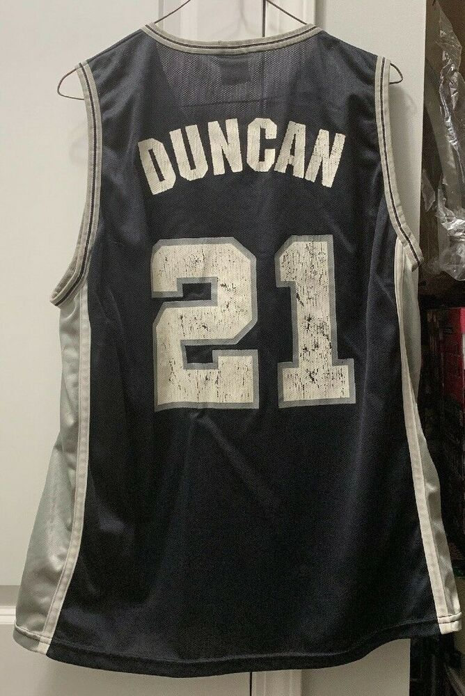 huge selection of 09a92 125ae VINTAGE -NBA PARK ANTONY PRO SPORT -SAN ANTONIO SPURS -TIM ...