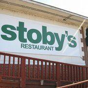 Det finns en känd restaurang som heter Stoby´s Where to eat in Russelville, Arkansas