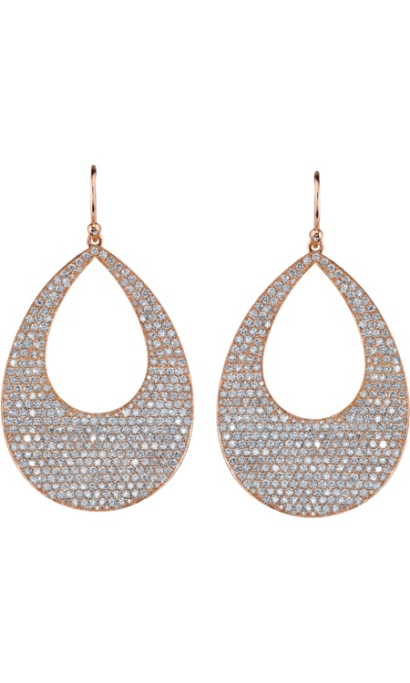 Irene Neuwirth Rose Gold & Diamond Open Teardrop EarringsIrene Neuwirth, Open Teardrop, Diamonds Earrings, Teardrop Earrings, Diamonds Open, Gold Diamonds, Diamonds Teardrop, Neuwirth Diamonds, Rose Gold