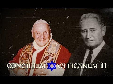 """""""Come il Giudaismo si é Infiltrato in Ambiente Cattolico"""""""