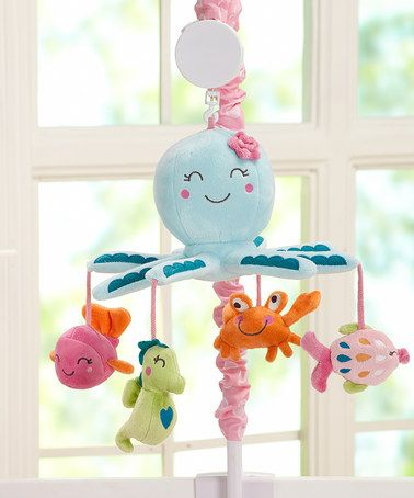 Love this Sea Collection Musical Mobile by Carter's on #zulily! #zulilyfinds