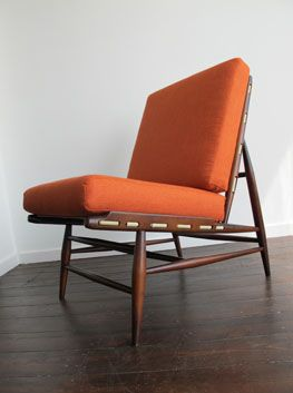 Model 427 Lounge Chair by Lucien Ercolani for Ercol.
