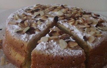 Torta Earl Grey