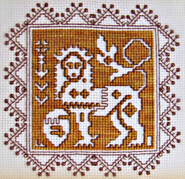 Assisi lion (freebie chart)