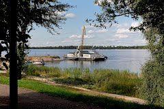 Волга в Козловке