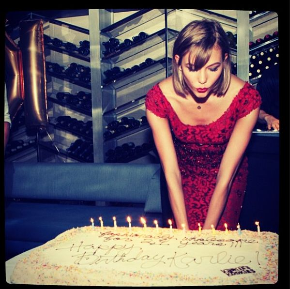 Happy Birthday Karlie Kloss