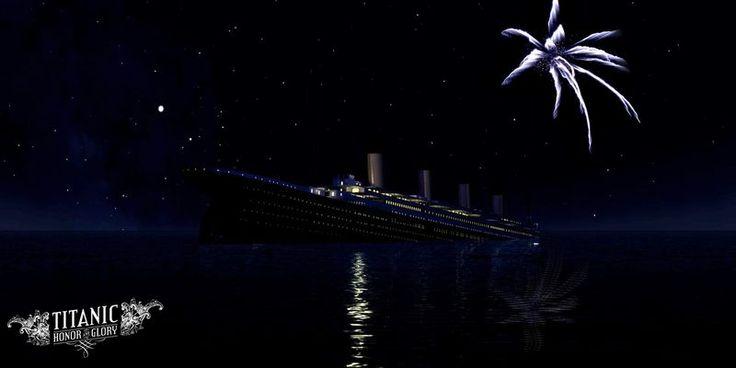 Игровой проект Titanic: Honor and Glory начал сбор денег