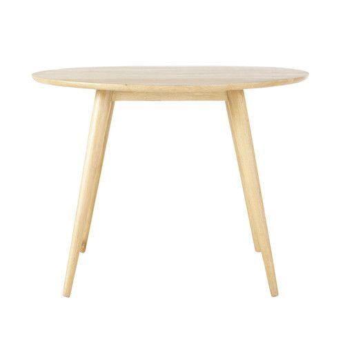 Vintage-Tisch rund - Norway