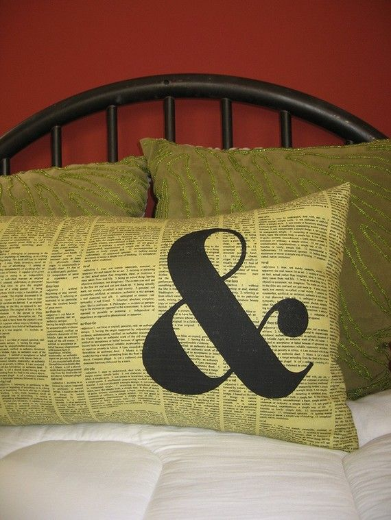 what is trendier than the ampersand right now? and in chartreuse no less!  #CruiseinChartreuse