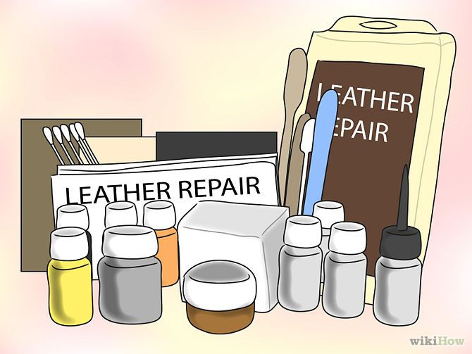 How to Patch a Leather Couch: 13 Steps (with Pictures) - wikiHow