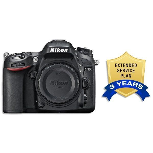 Nikon D7100 Body – Digital SLR DSLR D 7100 Camera Body Only (Black) *NEW* in Digital Cameras | eBay