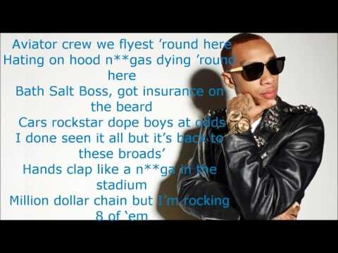 Tyga - Dope (feat. Rick Ross) CLEAN