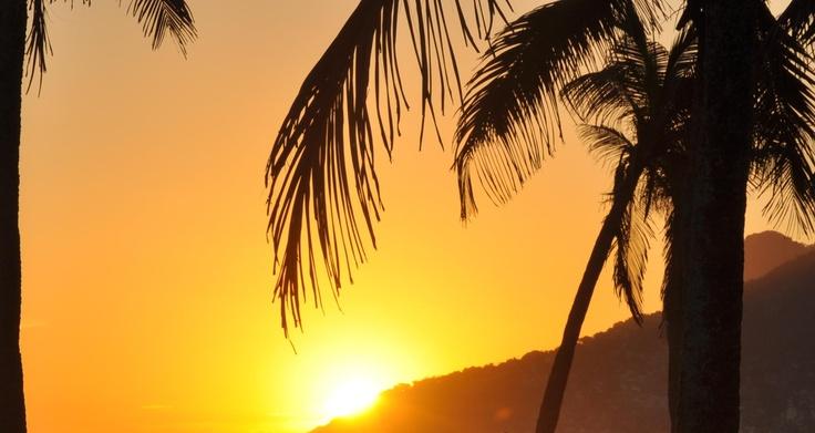 Ipanema Beach, Brazil! Love, love...