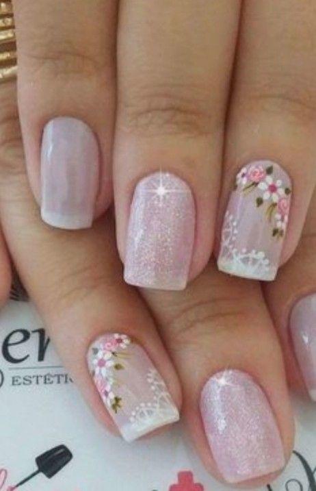 Curso de unhas em polygel | Nail art wedding, Trendy nails, Bridal nails