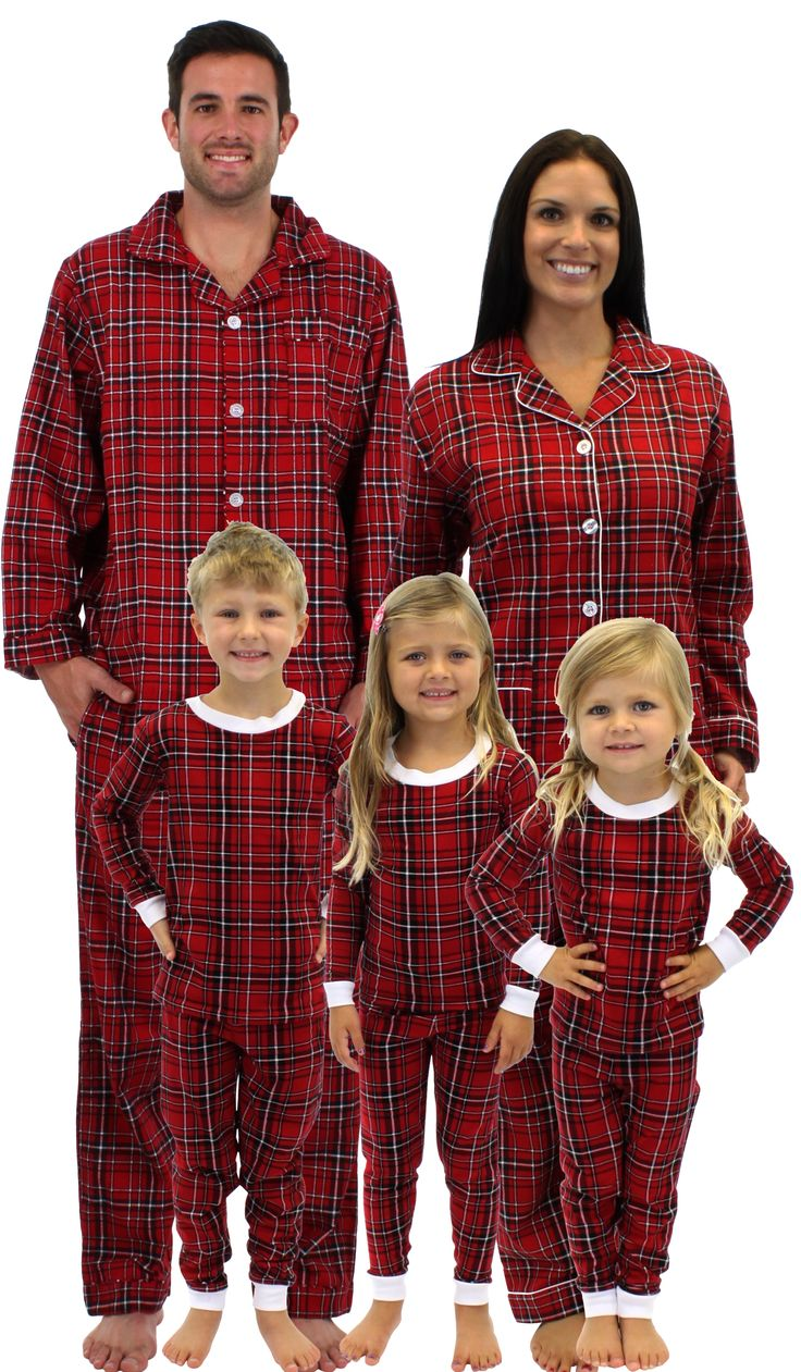 17 Best images about Family Matching Christmas Pajamas on ...