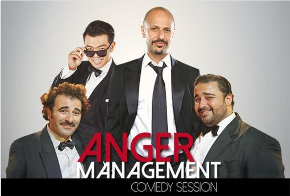 Albawaba has the last laugh with Anger Management's comedy therapists Maz Jobrani & Wonho Chung!