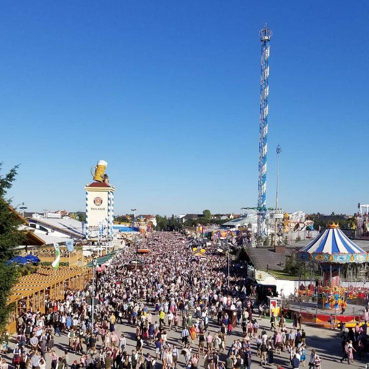 #vacation How many people are too many people#oktoberfest #oktoberfestmunich #ok…