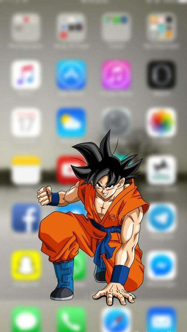 Son Goku Fhdpaper Com In 2020 Dragon Ball Wallpapers Dragon Ball Artwork Dragon Ball Super Manga