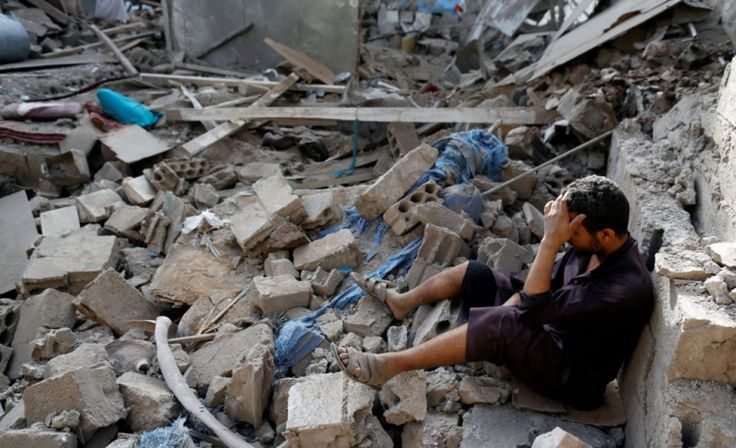 Senate-approved Saudi Arms deal is a disaster for Yemen