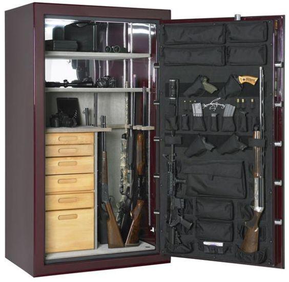 Frank Zykan Safe & Vault, LLC - AMSEC Gun Safes
