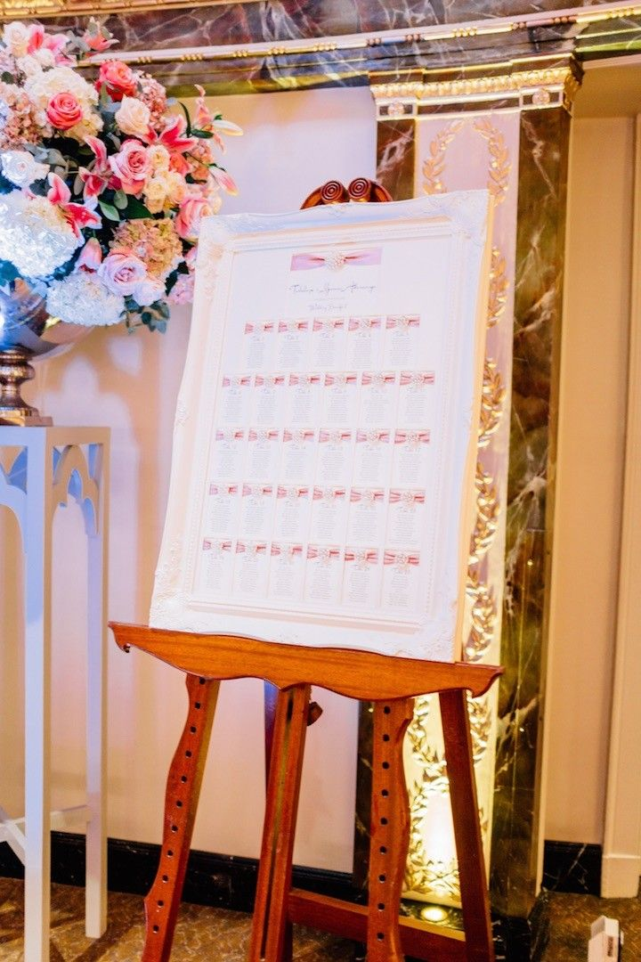 The Perfect London Wedding At The Dorchester Hotel - MODwedding