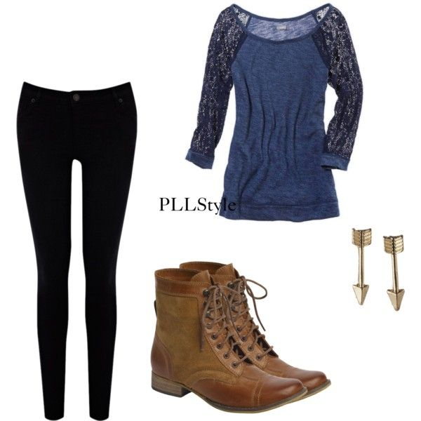 Allison Argent Style, created by melark on Polyvore