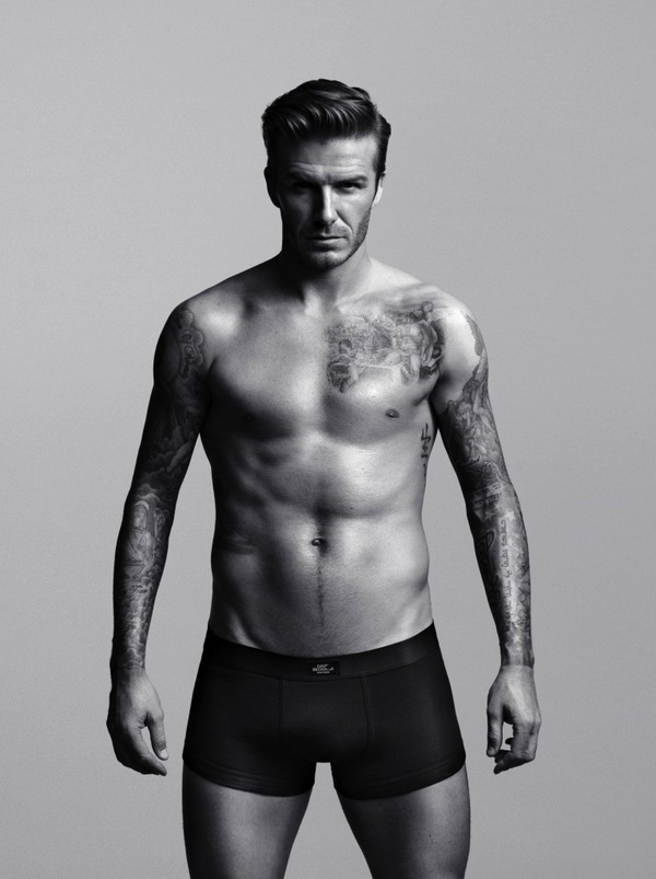 David Beckham.. Well Hey-Yell.  #GoodGrief