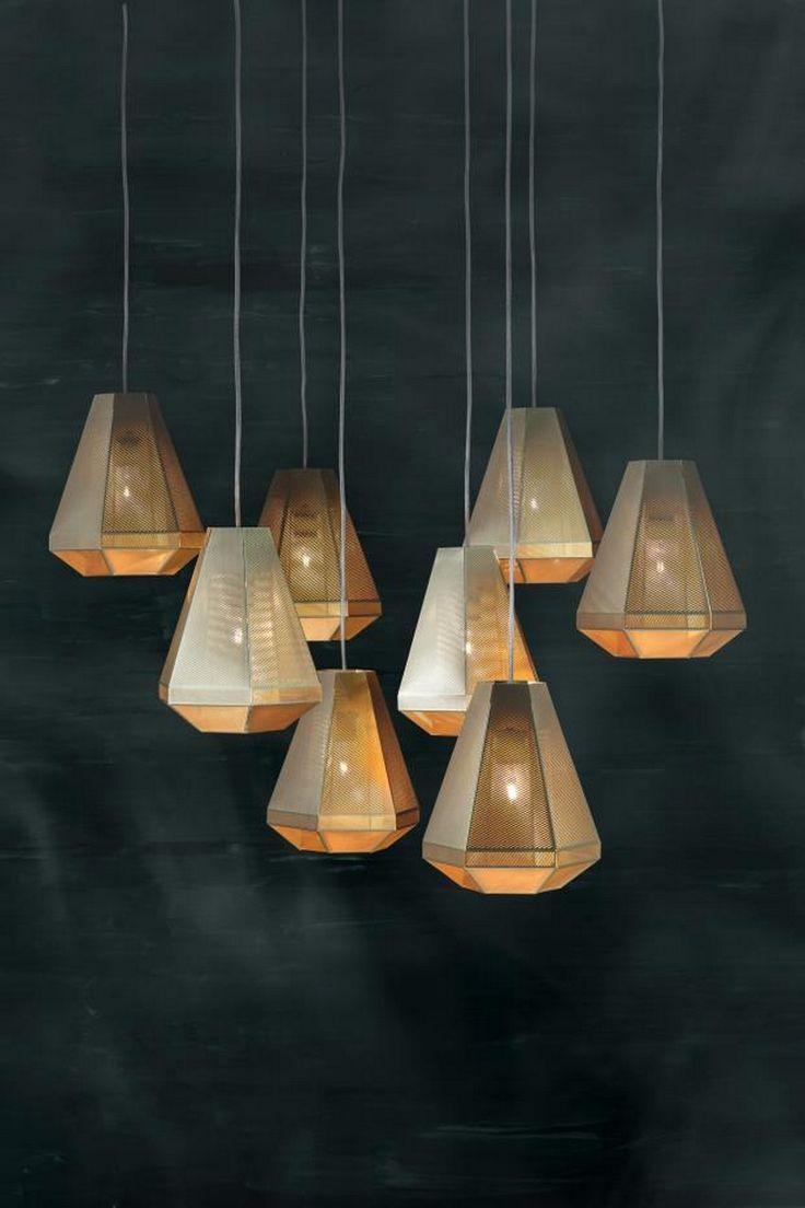 30 best Suspension images on Pinterest   Lamp design, Lighting ...