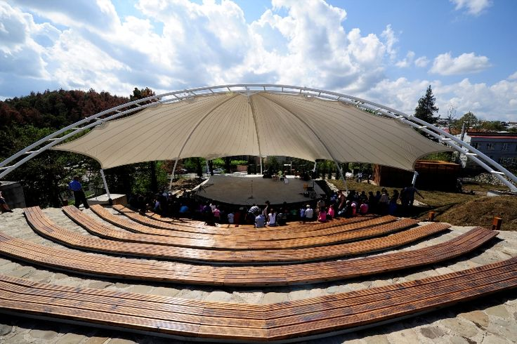 open air amphitheater - Google Search