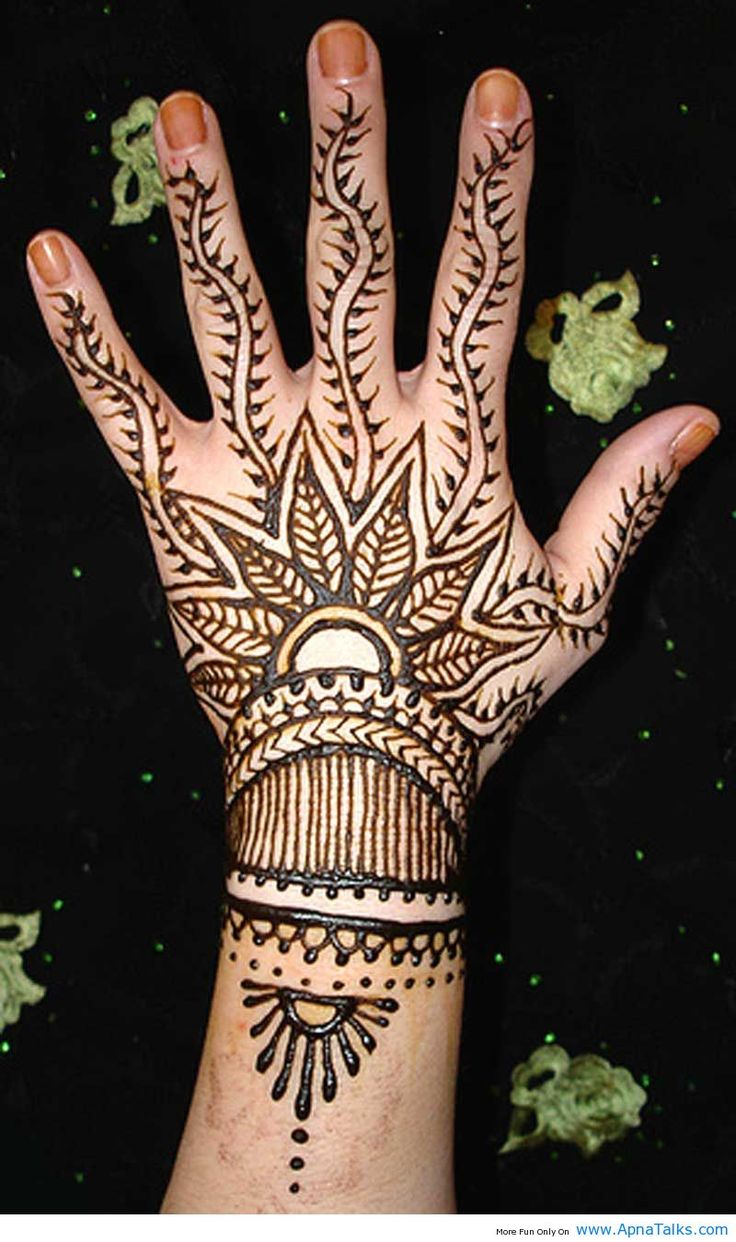 Henna Designs for Hands Arabic for Kids easy step by step simple for beginners 2013 and feet : Henna Design Hands