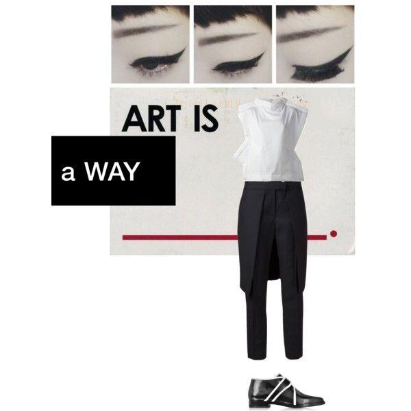 #ART IS A WAY