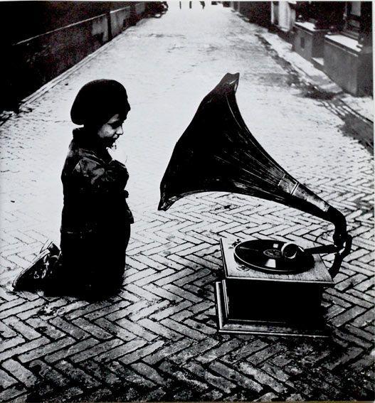 Ed Van Der Elsken - Amsterdam 1988