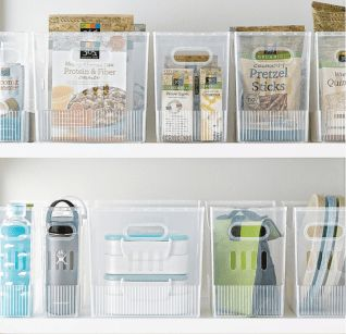 Pantry Organization Ideas: The Only 6 (Cheap!) Items You'll Need   Kate Decorates