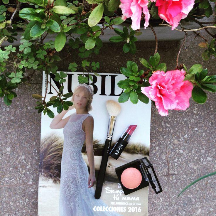 Revista Nubilis+ Nyx = una novia equipada!!!