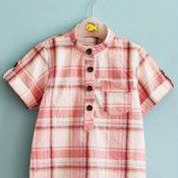 Tutorial pembuatan baju anak laki-laki