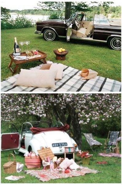 pique-nique-au-pieds-de-la-voiture-vintage
