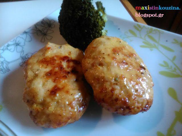 Μάχη στην κουζίνα: Μπιφτέκια Κοτόπουλου