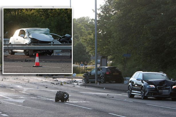 A580 east lancs crash causing 2 fatalities. More here: http://www.personalinjurysolicitorsmanchester.net/road-traffic-accidents/can-learn-deadly-a580-accident/