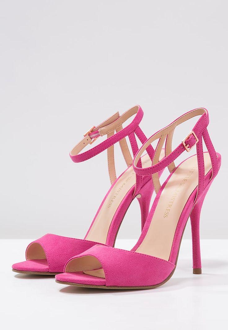 Little Mistress TIA - Sandalen met hoge hak bright pink Dames,little mistress online,little mistress aanbieding,top search