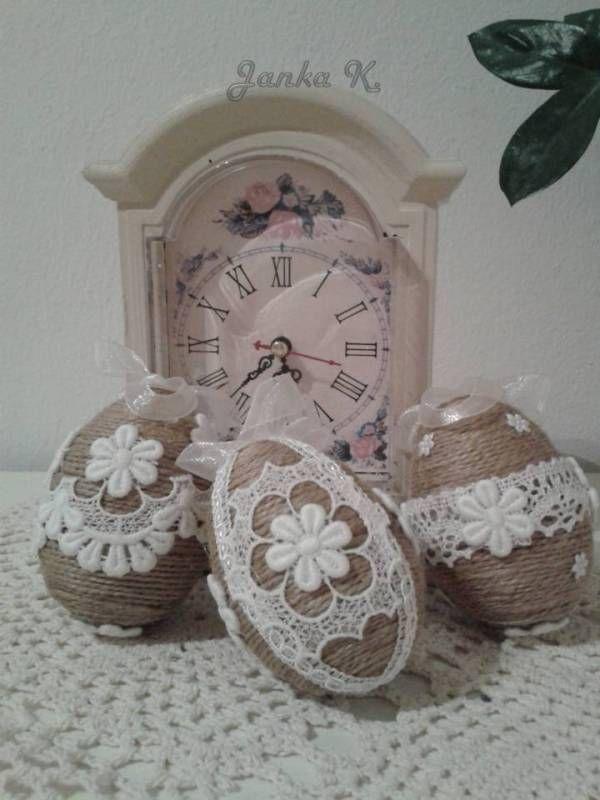 Veľkonočné vajíčka, Veľkonočné dekorácie | Artmama.sk