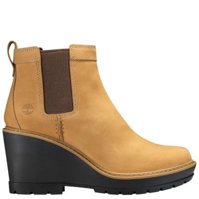 Shop Timberland.com for Kellis women's wedge boots, Chelsea boots, ankle boots and leather boots for women!