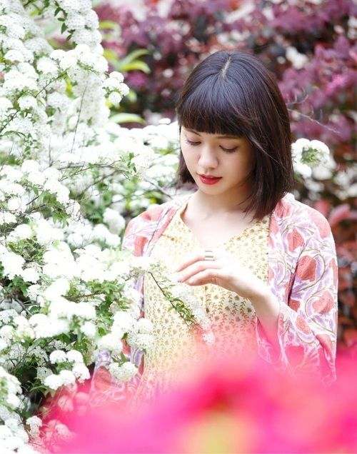 二階堂ふみ Fumi Nikaido Japanese actress