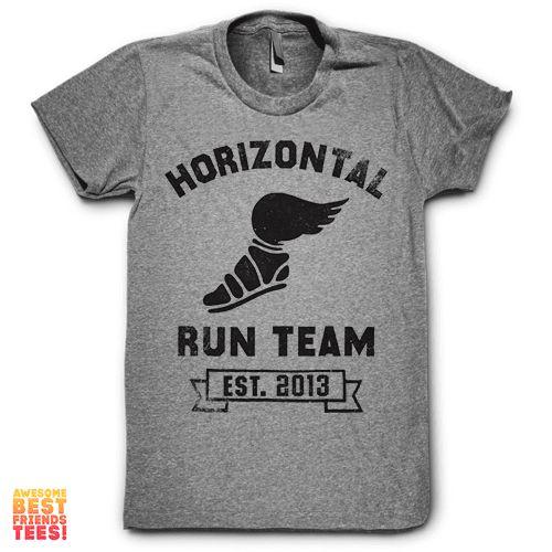 (Sale) Horizontal Running Team