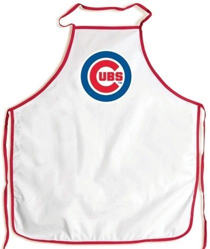 uk availability 17111 93364 Chicago Cubs Grilling BBQ Apron   Products   Bbq apron ...