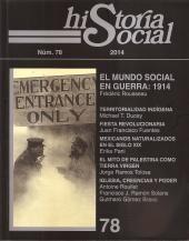 Historia social nº 78 (2014)