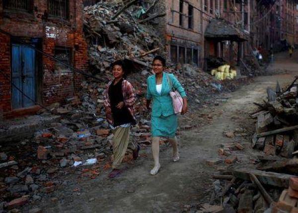Siga los últimos acontecimientos acerca del devastador terremoto que sacudió Nepal. Visite nuestra página y sea parte de nuestra conversación: http://www.namnewsnetwork.org/v3/spanish/index.php #nnn #bernama #malaysia #malasia #nepal #prayfornepal #earthquake #dailylife #selfie #pics #news #breakingnews
