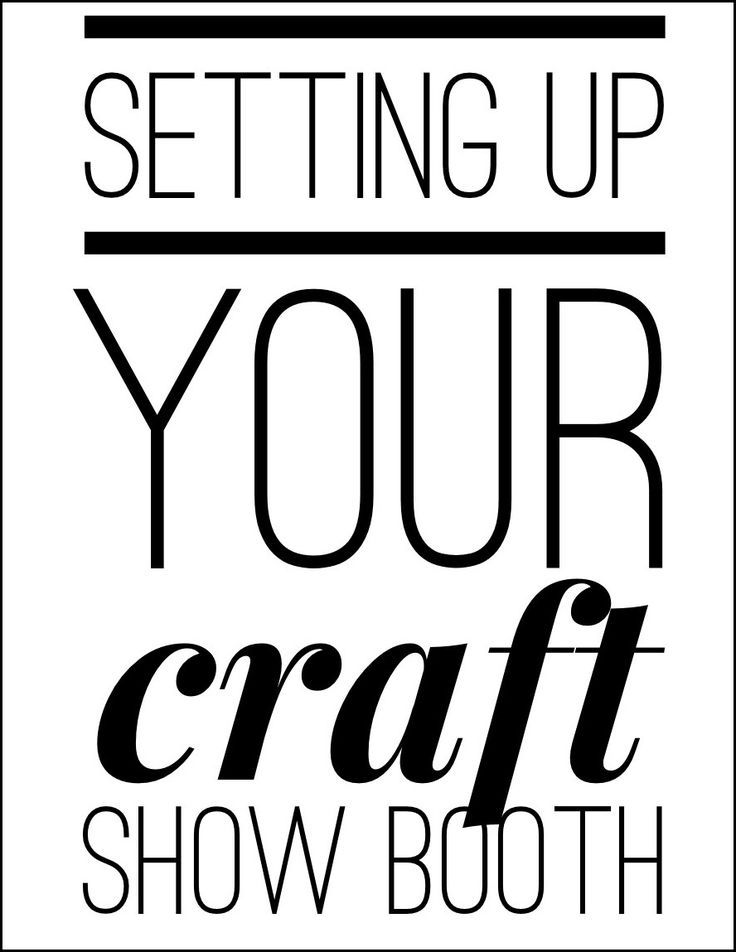 Welcome back for part 3 of our series on craft show selling success! Today we're going to talk about how to set up your booth in order to showcase your products and attract plenty of buyers. Let's ...