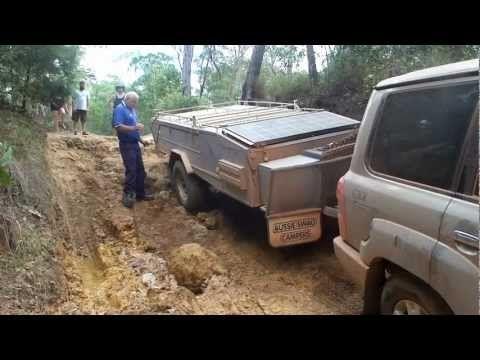 Kinsela family - OTL, Cape York - 2012